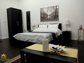 Cosy&Central, one Room Apt. in Karmelitermarkt Top 4