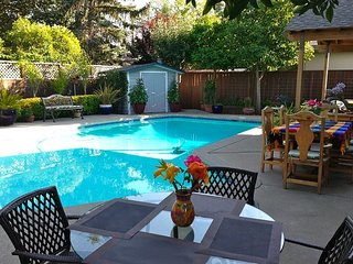 Winemaker's 3BR Home In Fabulous Sonoma with Pool!
