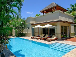Luxury 3br Pool Villa Walk To Bangtao Beach