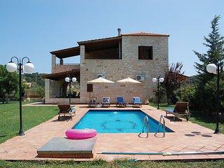 Villa Diktamos, beautiful stone villa in Diktamos Gorge, Stilos, Chania