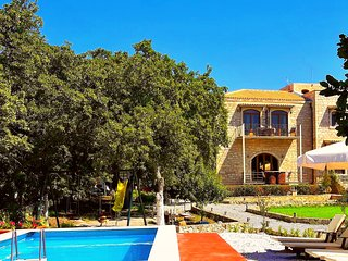 Villa Ermis - The Cretan Castello
