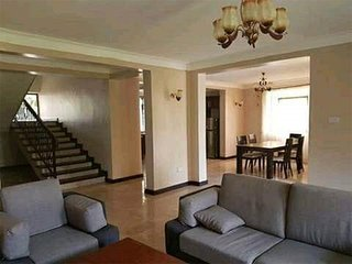 A wonderful apartment to relax after a day in the city of Kampala