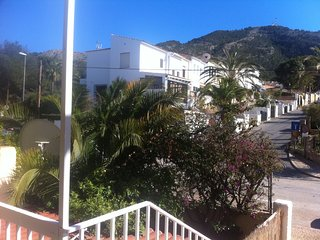 Apartamento estilizado 450 m de playa Albir