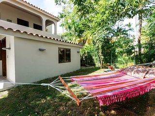 Deluxe Beach Villa 6ppl Private Garden