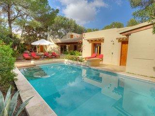 Private Villa at Playa de Migjorn