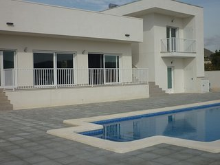 Cozy apartment in Abanilla with Parking, Internet, Air conditioning, Pool