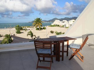 Best ocean view of Nettle Bay Beach Club.50% off the week 17-25 of January