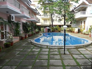 Pool view Studio Apts*Goan Courtyard