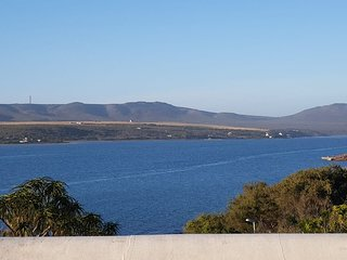 Luxury View at Breede River at Witsand.  Walking distance to beach