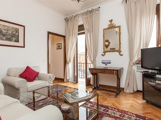 Ancient Rome View 2082 apartment in Centro Storico with air conditioning, balcon