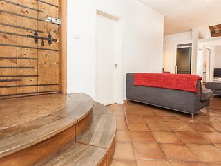 Sole 401 apartment in Trastevere with air conditioning.