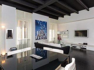 Spacious Cosmopolitan Hi-Tech 1288 apartment in Centro Storico with air conditio
