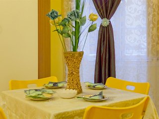 Dolce Vita 71 apartment in Prati with air conditioning.