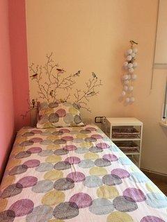 habitación individual niña