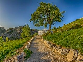 Yurts in Cyprus - Qadan Yurt