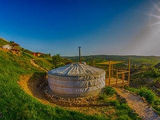 Yurts in Cyprus - Koliba Cabin