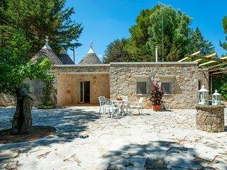 Trulli in Puglia with Private Heated Pool