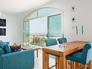 Joya Cyprus Azure Oceanview Penthouse Apartment
