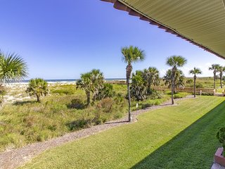Direct Oceanfront Townhouse at Ponce Landing
