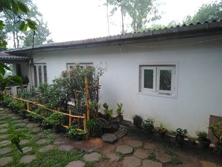 Thayeshi Holiday home is surrounded by mountains, calm and quite location