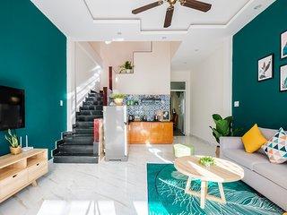 Athena Colorful Home