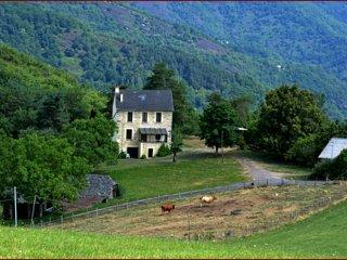 Grand gite a la campagne, Isole, Conques, Aveyron.
