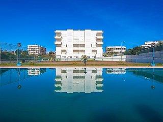 Apartamento Albufeira terraço Piscina, Ténis, AC,Terrace, WIFI