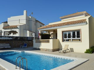 Luxury 3 bed Front Line Detached Eagle Villa