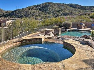 Mountain Desert House in Las Sendas w/ Pool & Spa!