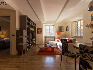 Charming apartment in Lucca historical center