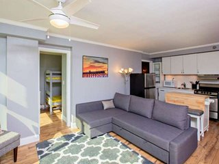 Affordable 2 Bedroom Unit w/ Backdoor Access to Courtyard Just Steps to Pool and