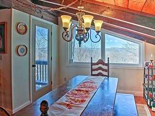 NEW! Franconia Home Mins to White Mtn Nat'l Park!