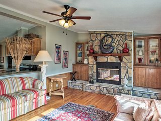 Pet-friendly Home by Cloudland & Chickamauga!