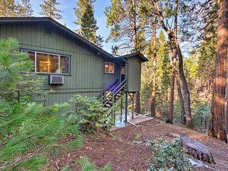 Twain Harte Home w/Deck & Game Room- Close to Lake