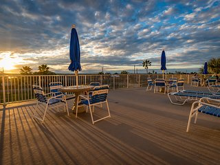 Oceanfront Condo on Crescent Beach...Location, Location, Location!
