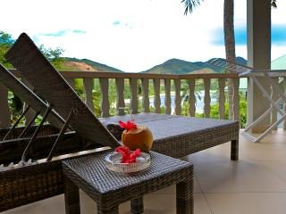Sea View Lodge Self catering ,1 bedroom villa with sea view and  swimming pool