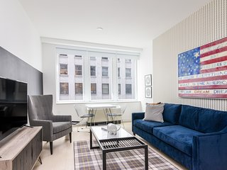 Sleek 3BR at Wall Street Floor #7 by Sonder