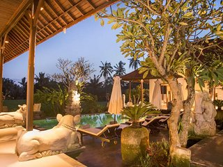 6BDR Private Villa 10 mins to Ubud Palace