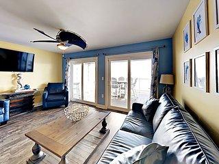 New 4 Bedroom 3 Bath Luxury Condo overlooking the water - Sleeps 12 max C106