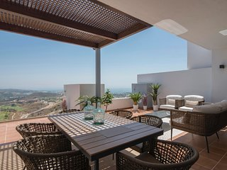 Stunning La Cala de Mijas Home with a View