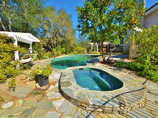 Poway Vacation Rental with Backyard Oasis!