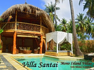 Villa Santai Meno Island Villa