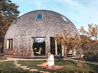 Dome house/Купольный дом