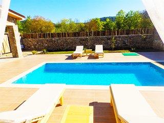 Etrafı Kapalı Müstakil Havuzlu Villa