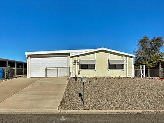 Bullhead City Home w/Fire Pit 4 Blocks to CO River