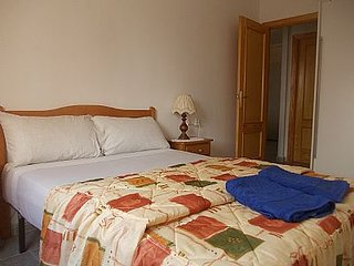 Ground floor Two bedroom property minutes from los locos beach.