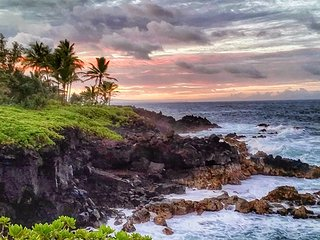 Casa by the Sea! 8PEOPLE LOCATED IN HAWAIIAN PARADISE PARK. 5 MIN WALK OT OCEAN!