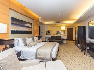 Westminster Dubai Mall Studio Apartment with Partial Burj View