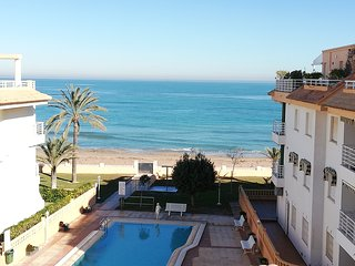 Apartamento en Primera Linea de Playa residencia Talima