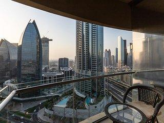 Westminster Dubai Mall  Classic Studio with Partial Burj view